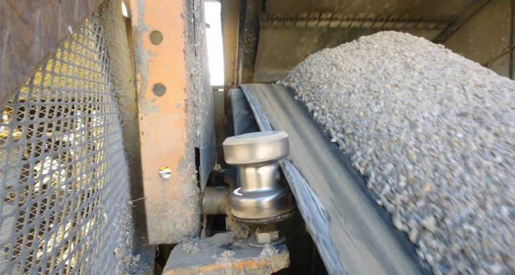 Guide Roller for Belt Conveyor