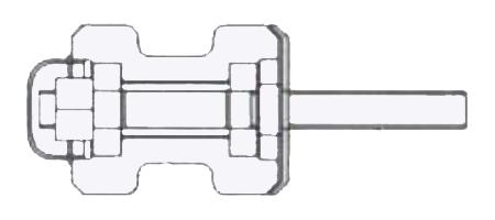 Recessed Patented Design - ProGuide Roller