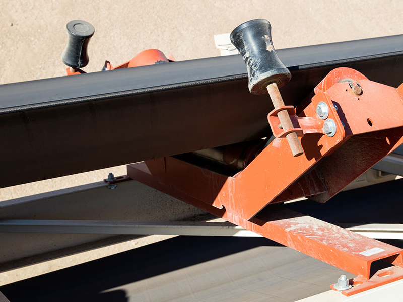 Urethane Side Guide Roller for Conveyors